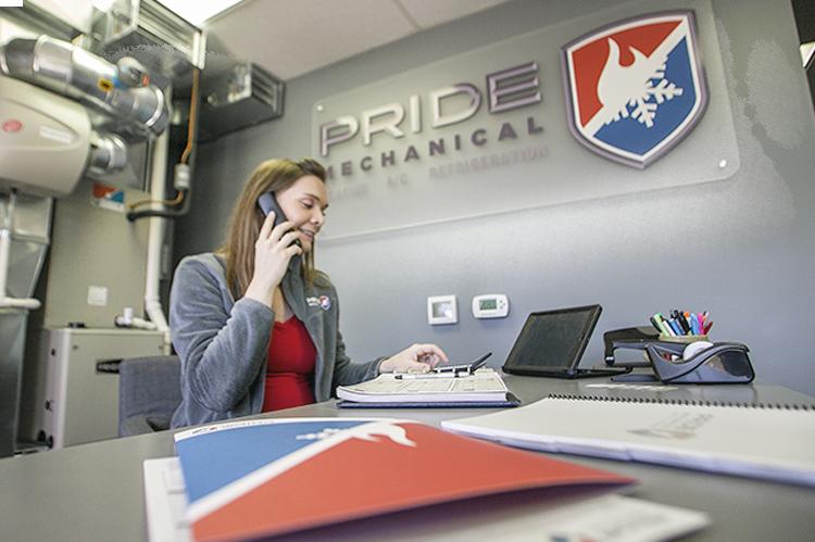 Contact Pride