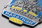 Branding Kansas City Marathon Medal