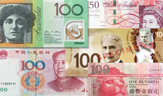 Foreign Money Is Better Designed