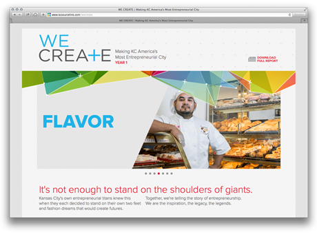 We Create Flavor