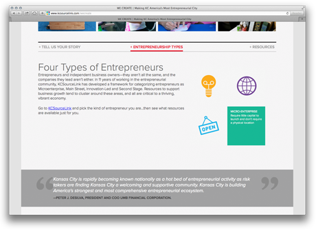 We Create Four Types of Entrepreneurs