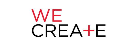 We Create Campaign Logo