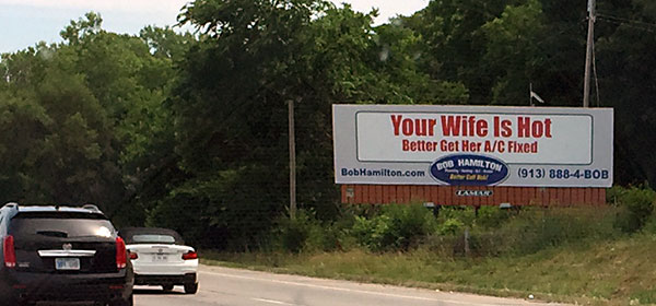 Your-wife-is-hot-billboard
