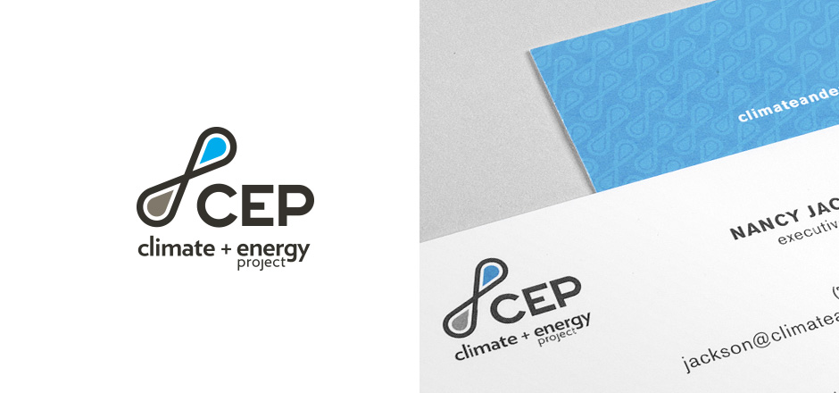 Branding Climate + Energy Project Logo