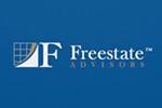 Branding Freestate Advisors Animation