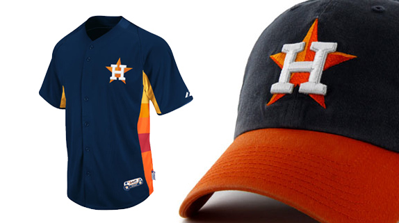 Houston Jersey Hat