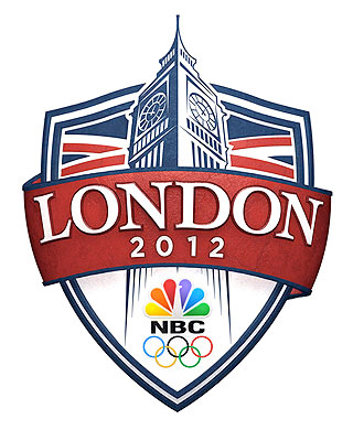 NBC on air identity for London 2012 games