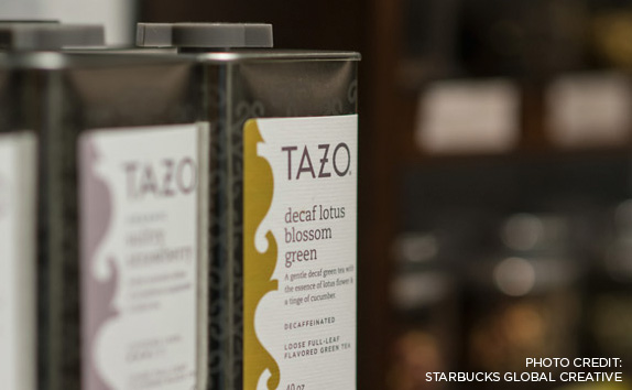 Tazo cannisters