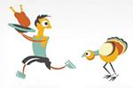 Branding Kansas City Sports Commission TDay Run Animation