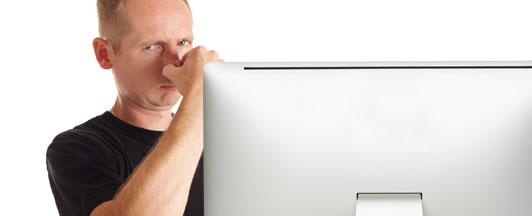 Does your web site stink?